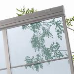 熱線吸収アクア(防汚)ポリカーボネート屋根の特徴2