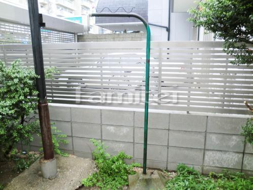 目隠しフェンス 四国化成 アルディー3型