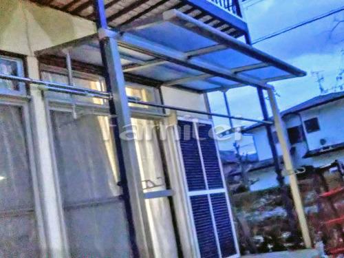 雨除け屋根 LIXILリクシル スピーネ 1階用 F型フラット屋根