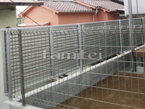目隠しフェンス塀 YKKAP シンプレオ13型