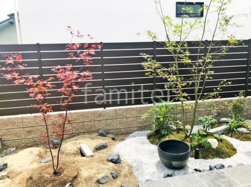 シンボルツリー イロハモミジ 落葉樹 植栽
