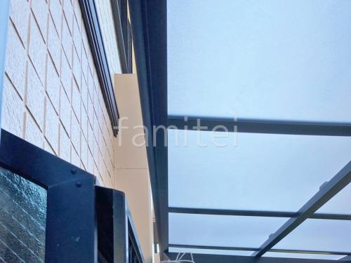 屋根色 クリアマット
