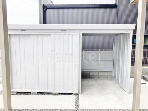 イナバ物置 ネクスタ・ウィズ NXN-40S・28CSK 野外物置き 収納庫 倉庫