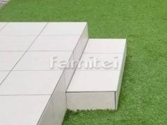 施工例画像:階段ステップ