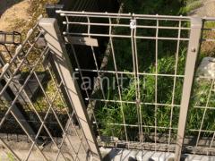 施工例画像:カーポート YKKAP レイナポートグラン 境界フェンス