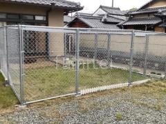 施工例画像:フェンス 朝日スチール PCフェンス