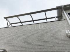 施工例画像:カーポート YKKAP レイナポートグラン ベランダ屋根 ソラリア