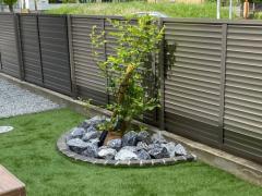 施工例画像:シンボルツリー ブルーベリー 落葉樹 植栽