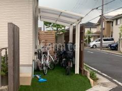 施工例画像: お庭のリフォーム