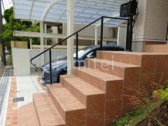 施工例画像:新築ベーシック オープン外構