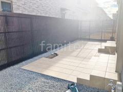 施工例画像:お庭工事
