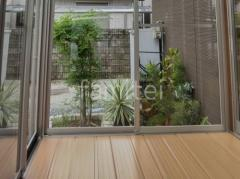 施工例画像:床色:木目
