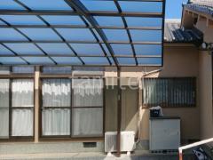 施工例画像:屋根色:クリアマット