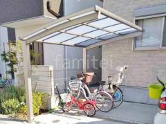 施工例画像:屋根色 クリアマット